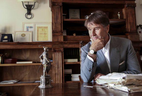 Traveller´s World Magazine – Reportage Brunello Cucinelli